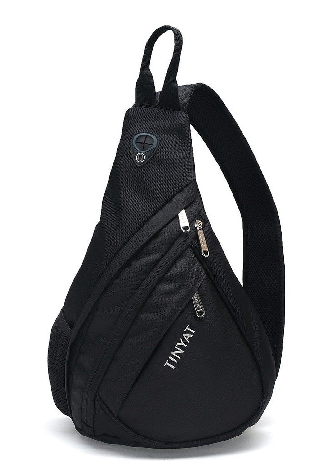 Tinyat Sling Backpack Chest Bag Travel Casual Crossbody Shoulder Bag for  Women Men T509 61683f30c8f3b