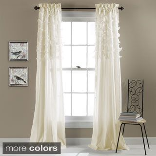 Softline Trenton Grommet Top Curtain Panel With Images Lush