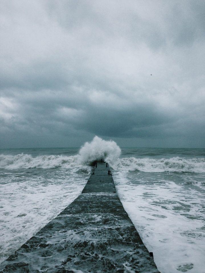 Ocean storm NIKINWALL VSCO N a t u r e Pinterest