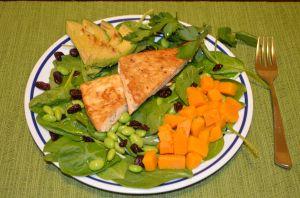 Butternut Bliss Fall Salad