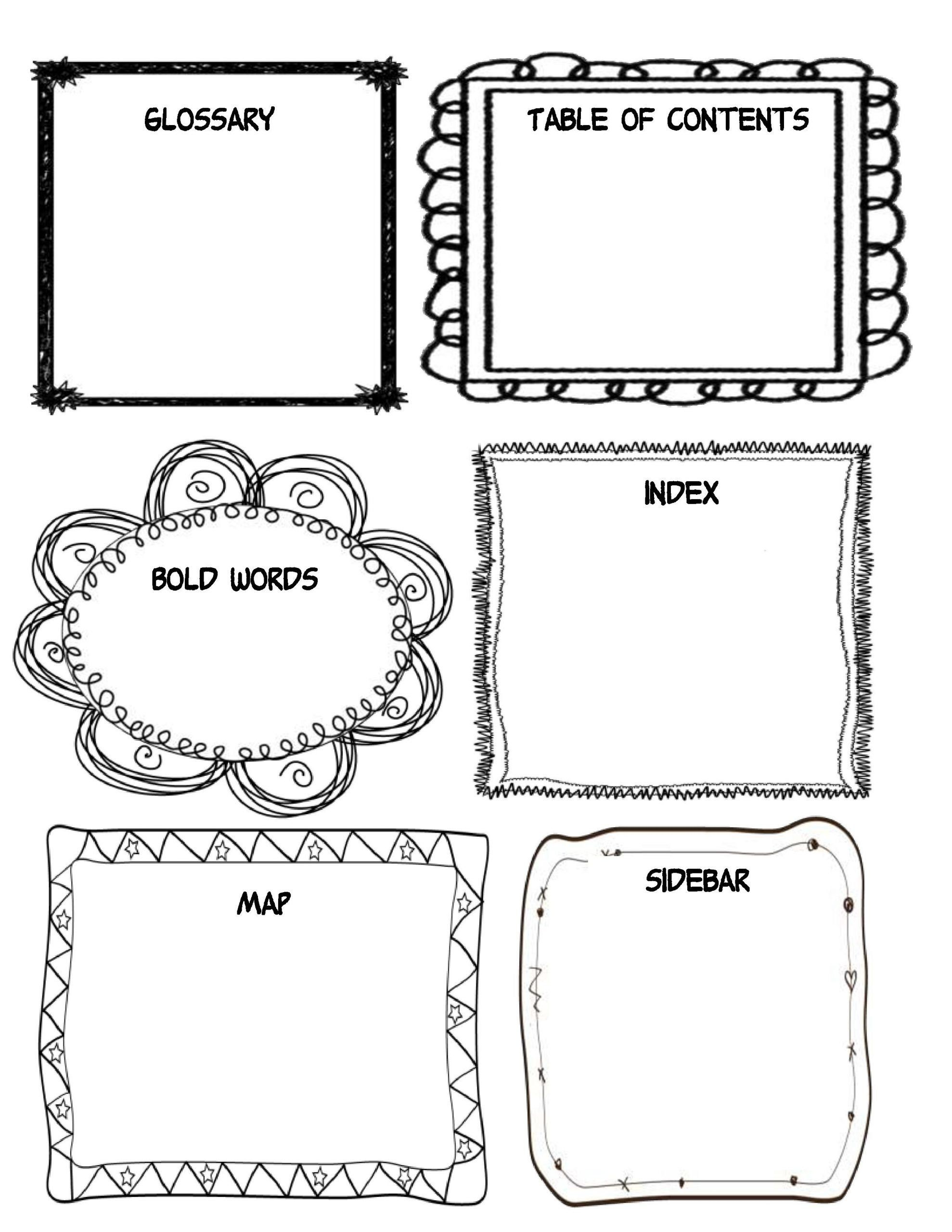 Text Features Worksheet 3rd Grade Navigating Nonfiction