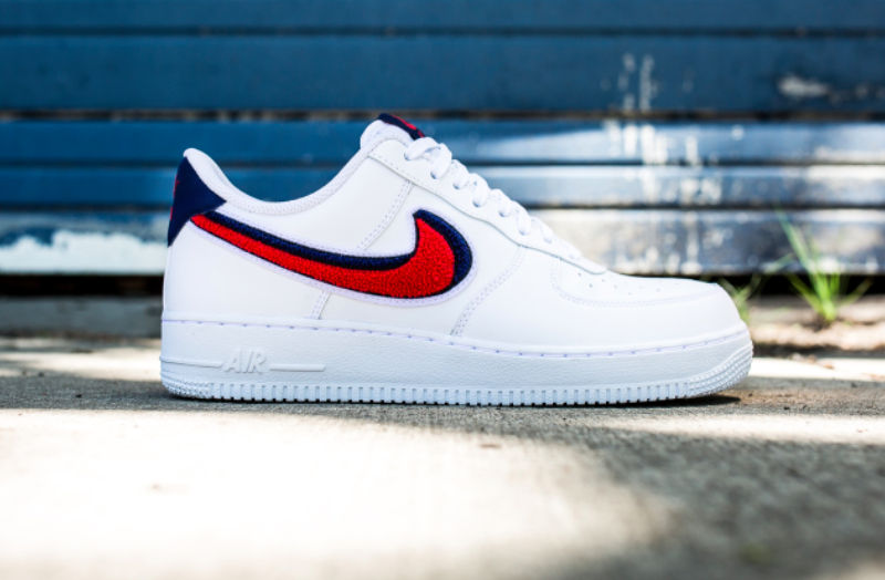 Nike air force 1 chenille low