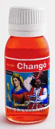 El Talisman de la Verdad: ***Nuevo Aceite en Venta Changò, especial***