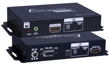 Vanco Introduces EVO-IP, an HDMI-IP System for Scalable AV