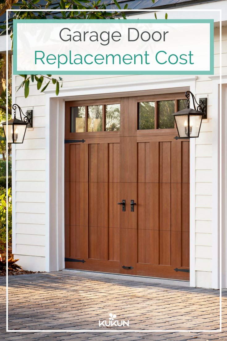 Whether You Are Looking To Replace An Old Garage Door Or Outfitting A New House One Of Your Primary Concerns Wi Wooden Garage Doors Garage Doors Wooden Garage