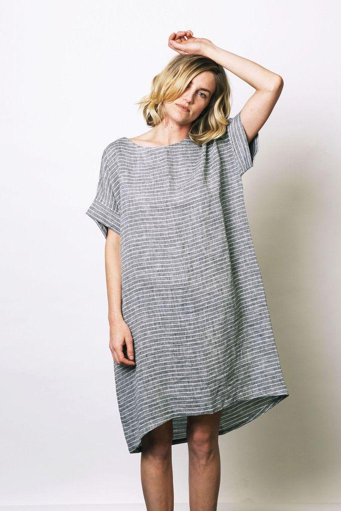 Stripe Georgia Dress | Ropa copada | Pinterest | Vestiditos, Costura ...