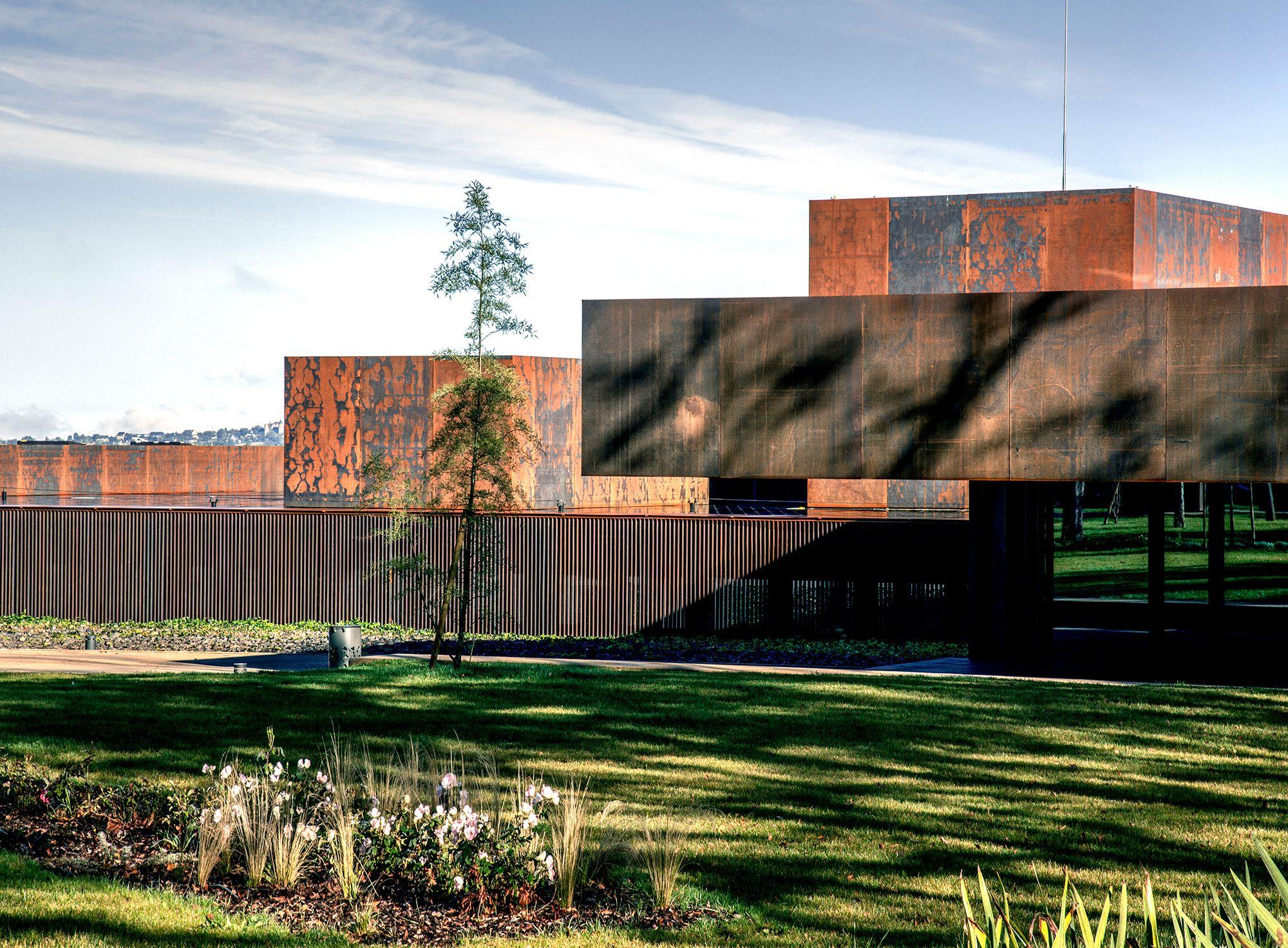 Rcr Arquitectes Olot Girona Architects Art Architecture