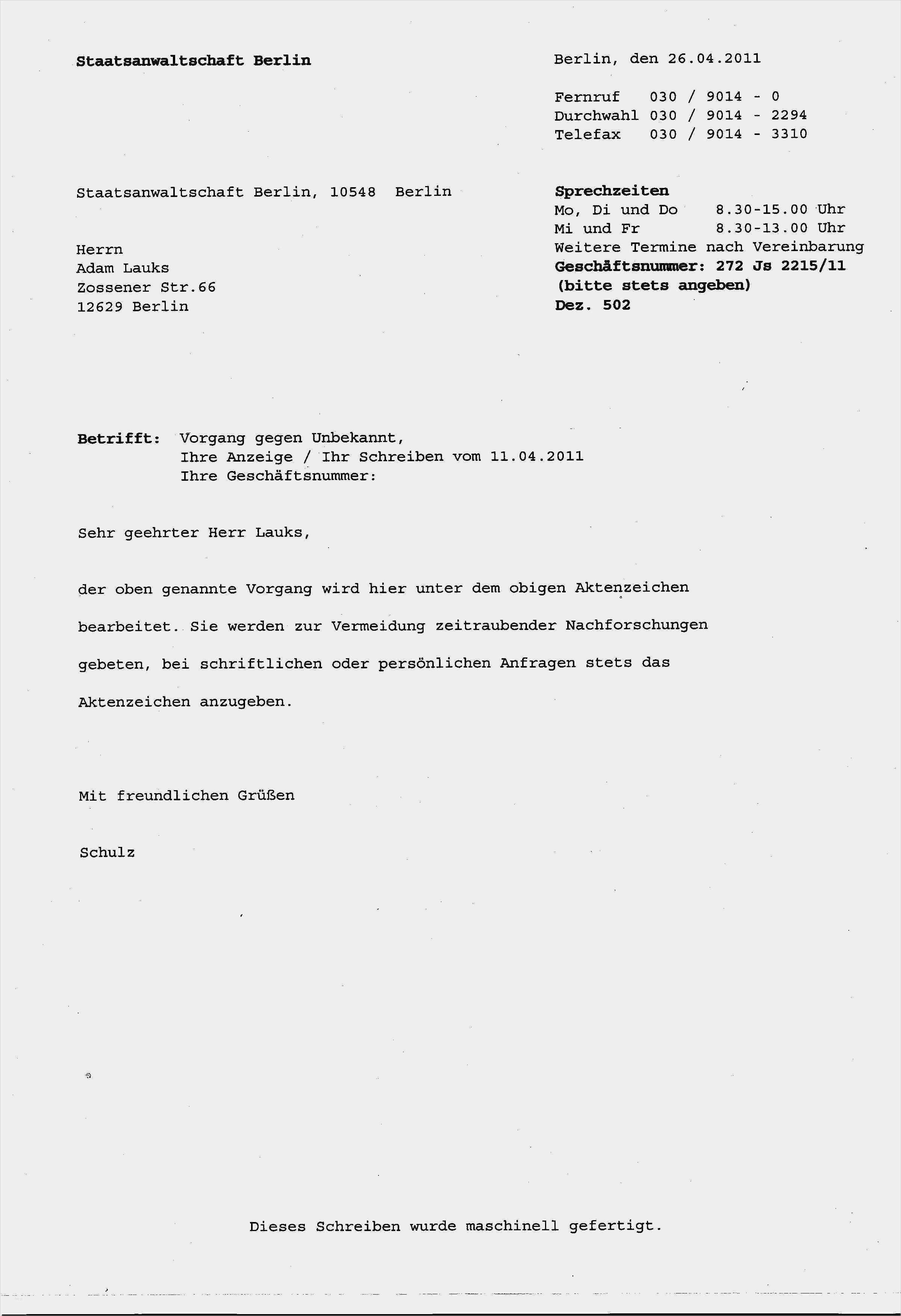 Fristverlangerung Bei Steuererklarung Musterbrief Vorlage 6