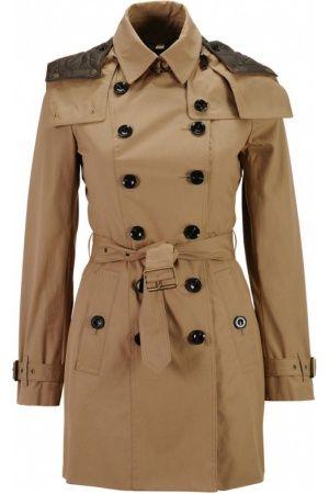 Trenchs femme - Burberry Trench-coat à capuche avec gilet intérieur ... f788c8246379