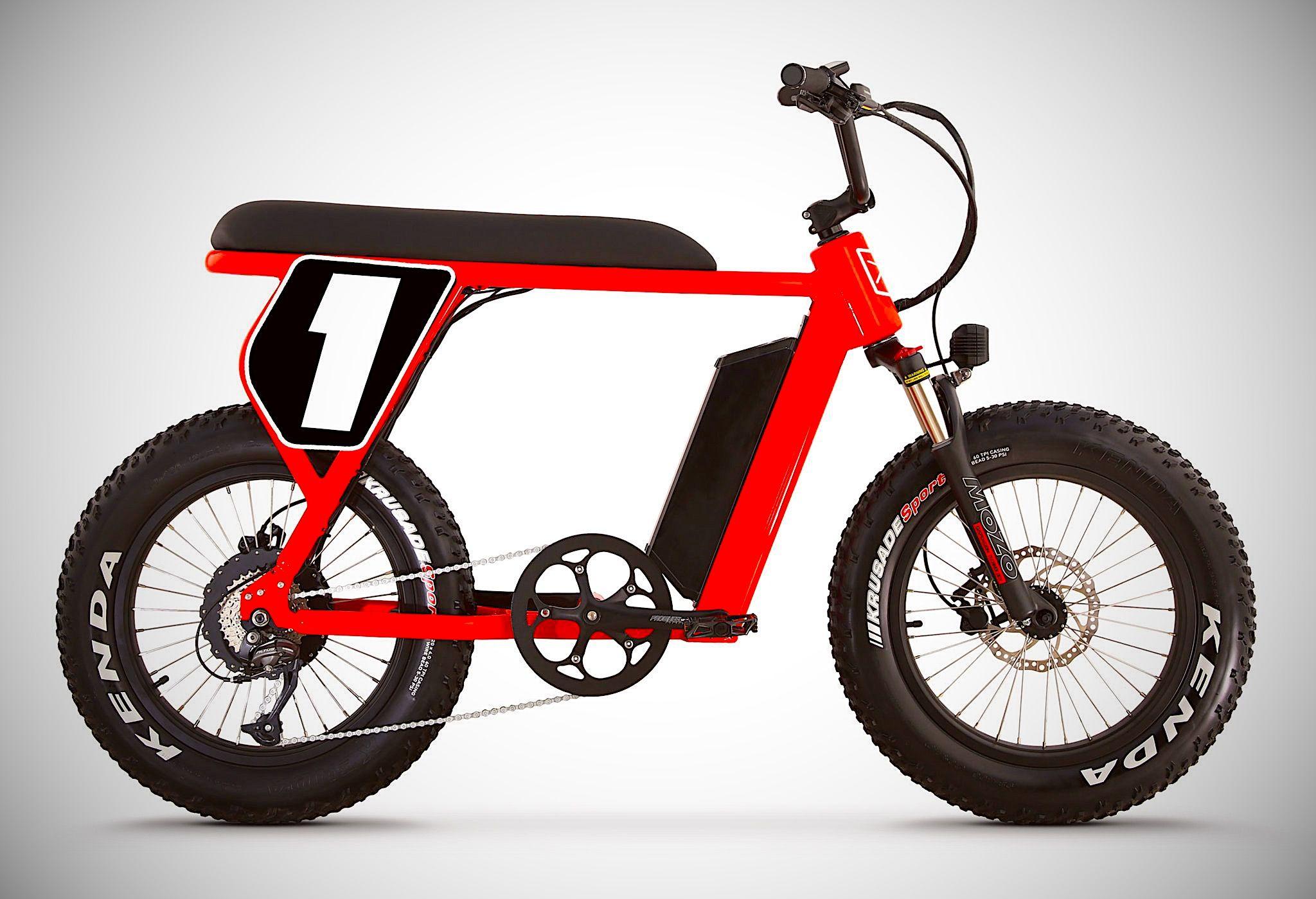 Juiced Electric Scrambler Vs Honda Ruckus Electric Motorbike