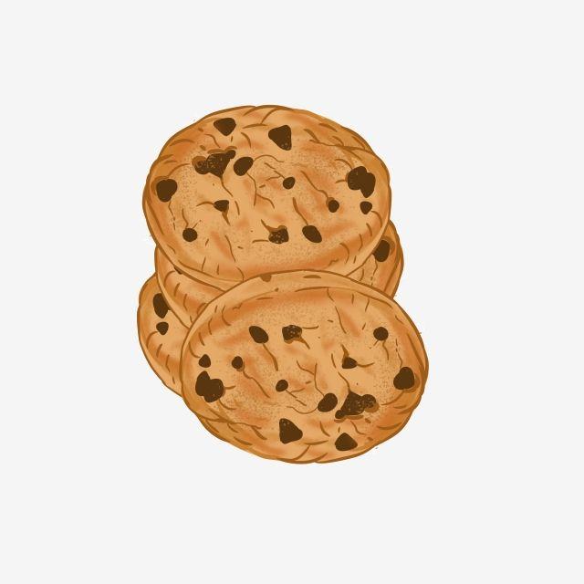 Gourmet Cookie Illustration Png And Psd Desain Logo Toko Roti Ilustrasi Desain Logo