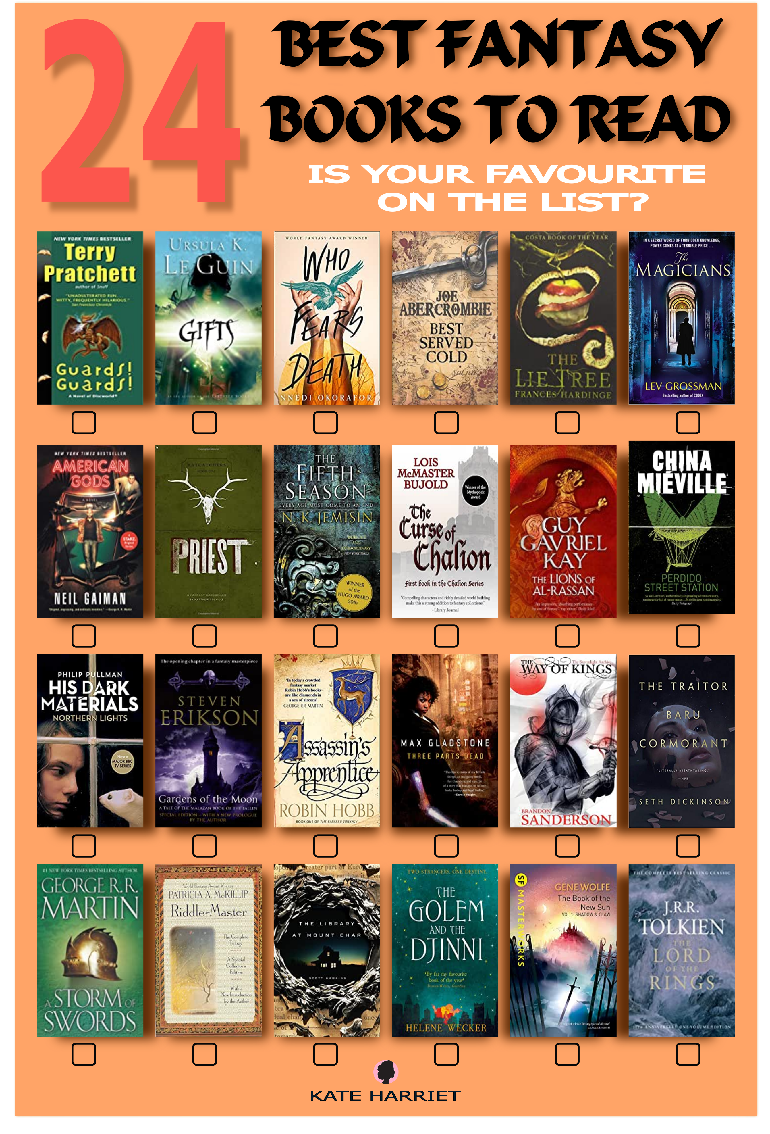 Best Fantasy Books Ever : fantasy, books, Fantasy, Books, Today, Read,, Books,, Series