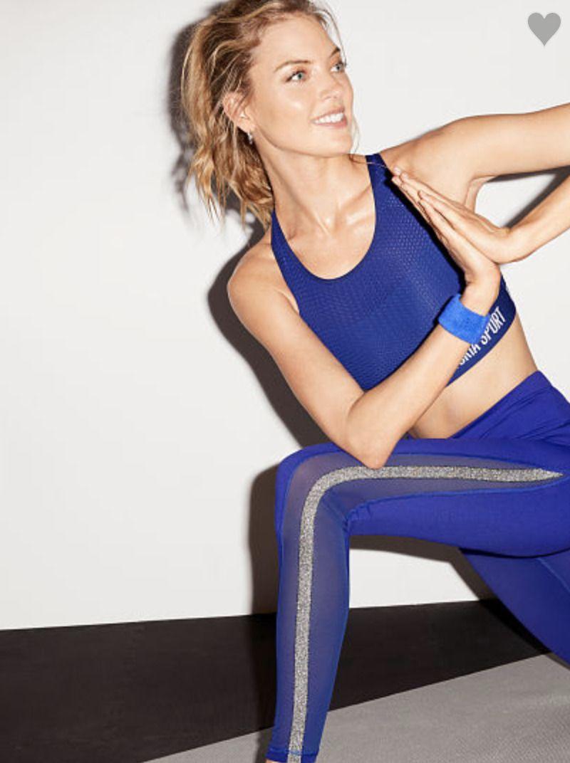 Train like an Angel Pants leggings Victoria Secret yoga  Small