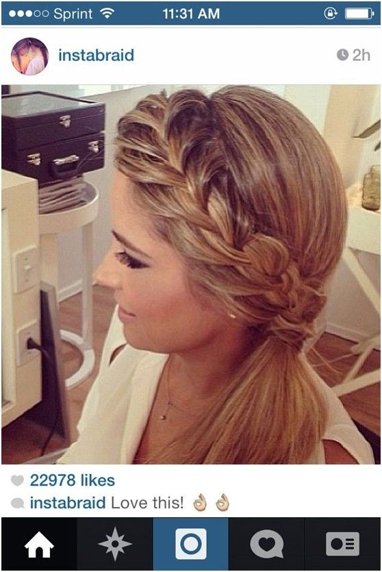 10 Trendy Braided Hairstyles Hair Pinterest Hair Hair Styles