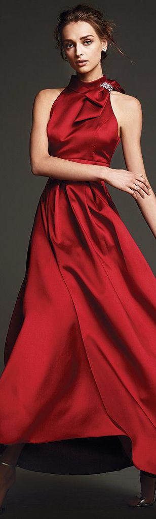 Eliza J Bow Neck Ball Gown Cocktail Gowns Of Elegance Evening Dresses Elegant Red Fashion