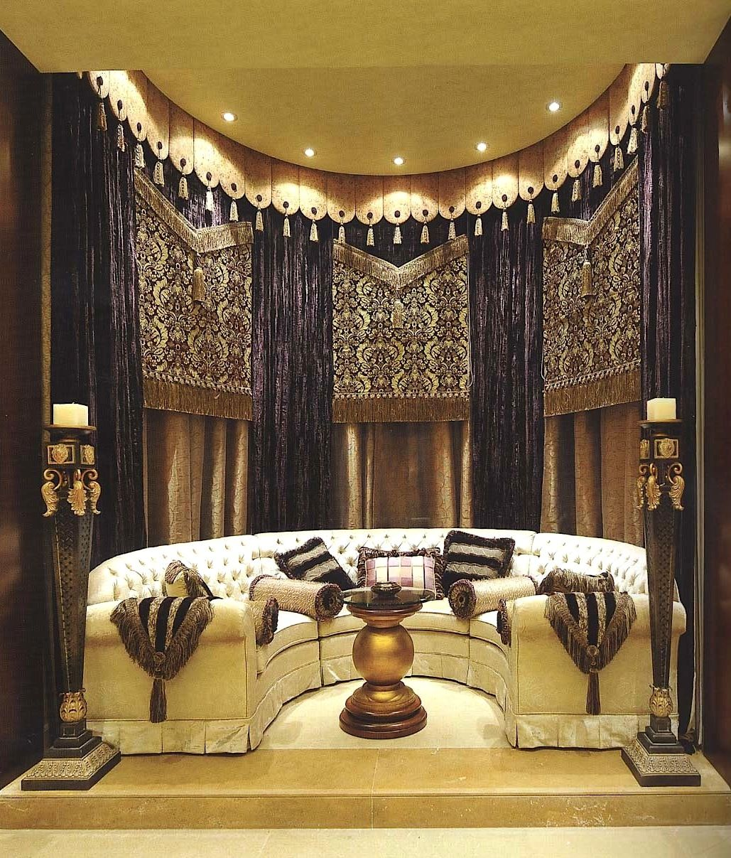 Curtains from the Middle East. http://www.pinterest.com/elhamzaid ...