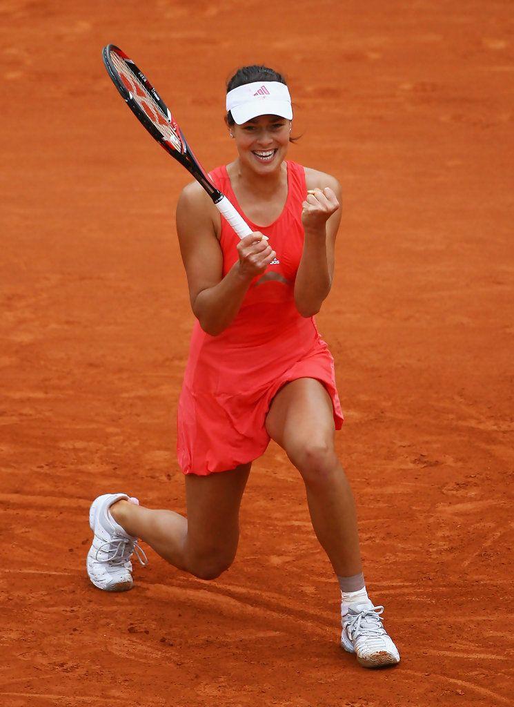 Ana Ivanovic Photos Photos French Open Roland Garros 2008 Ana Ivanovic Ladies Tennis Roland Garros