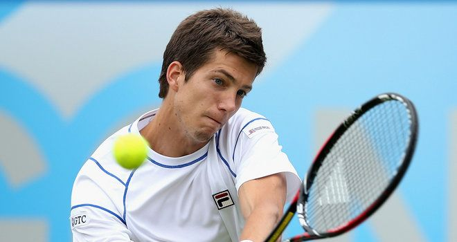 Sportvantgarde.com's blog. : Tennis-Davis Cup: Aljaz Bedene says nothing wrong ...