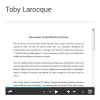 Infographic: Toby Larocque