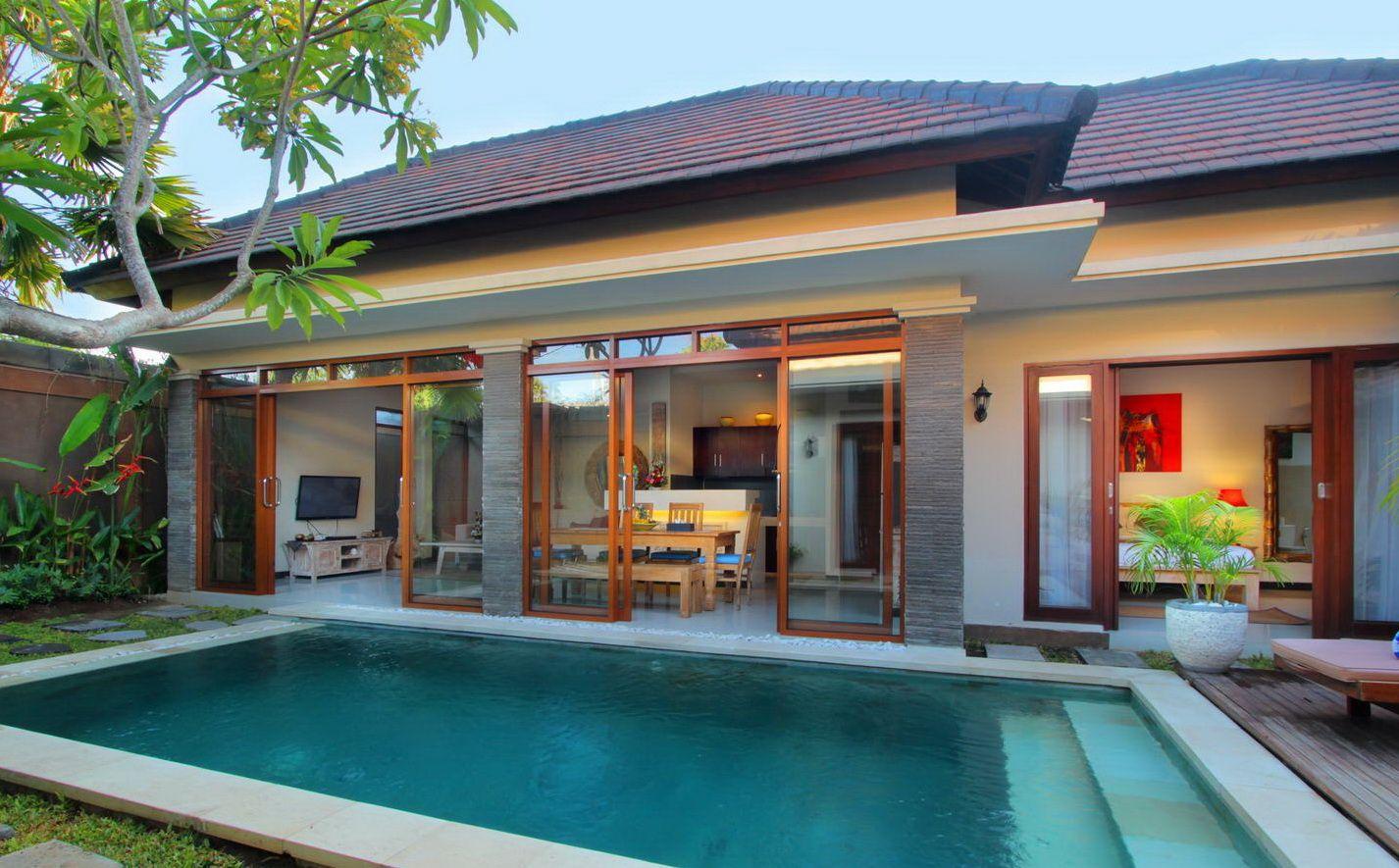 Villa Ashna 3 bedroom Seminyak, Bali exterior