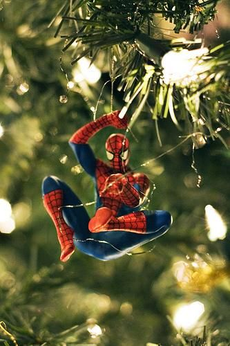 spiderman christmas ornament | DIY | Christmas ornaments ...