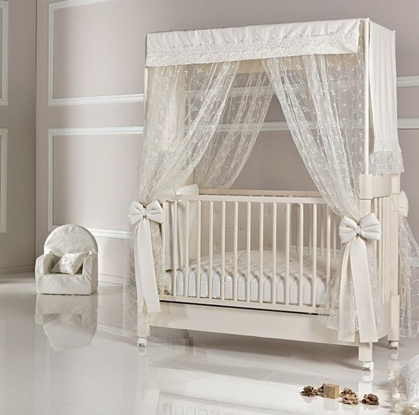 Baby Cot Designs And Exquisite Nursery
