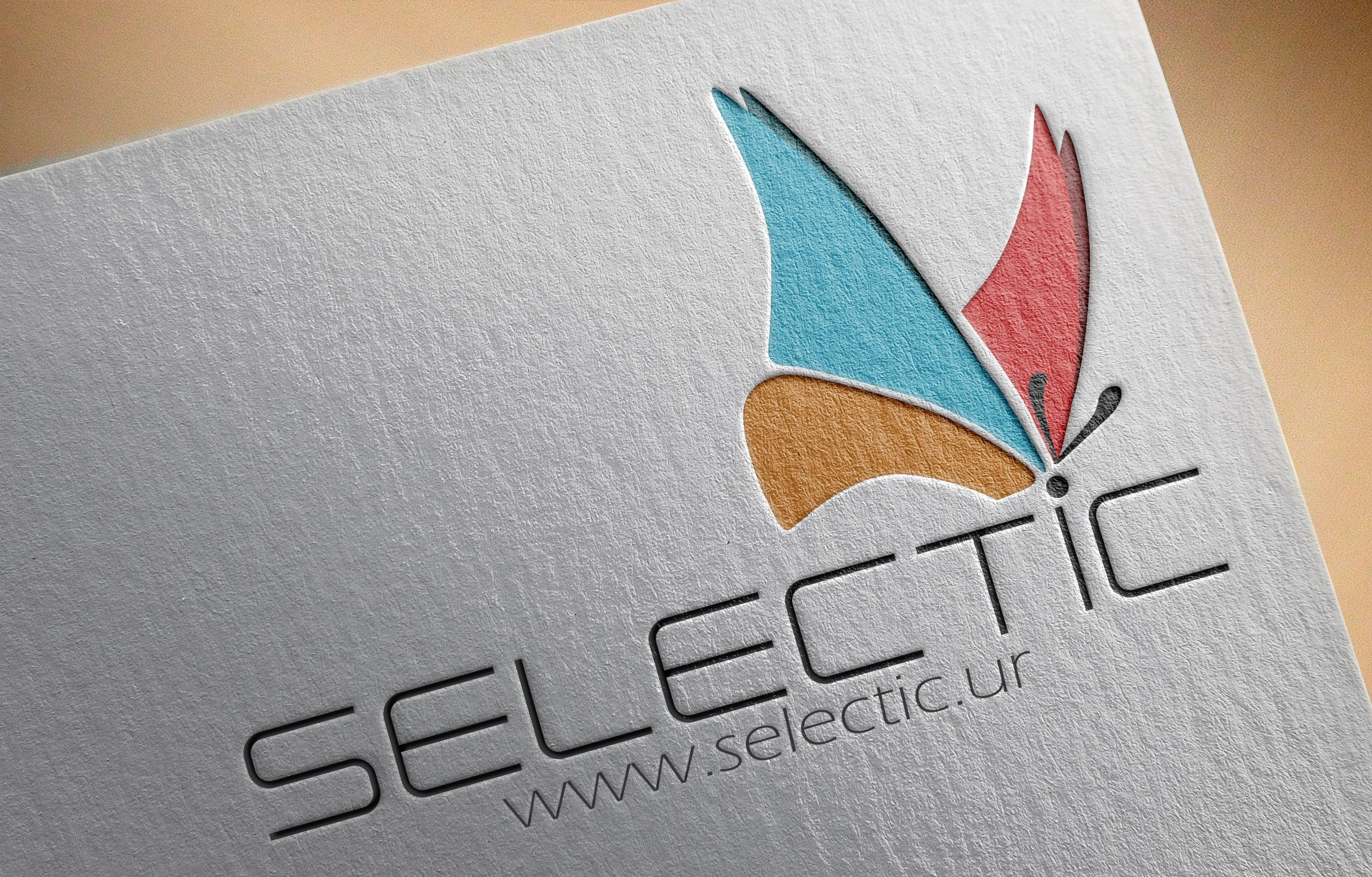 selectic Lettering, Logos