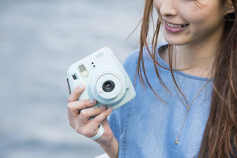 Fujifilm Instax Mini 9 Instant Camera Fujifilm Amazon In