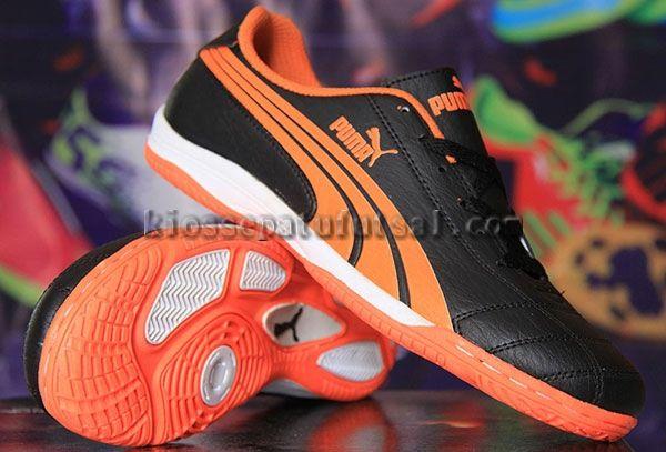 Puma Hitam Orange Kw Super Harga 180 000 Kode Puma Hitam Orange