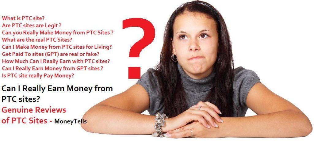13 Best Paying PTC Sites - Free PTC Jobs to Make Money