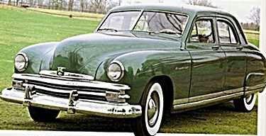 1950 Kaiser DeLuxe Vagabond cost $2,228