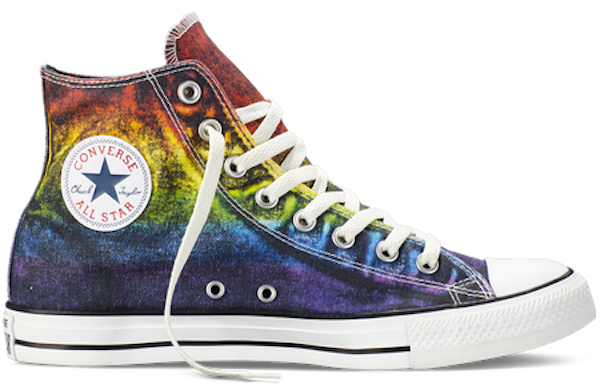 Gay Themed Pride Chuck Converse Releases Taylor'sRainbow 6fyvIbgY7m