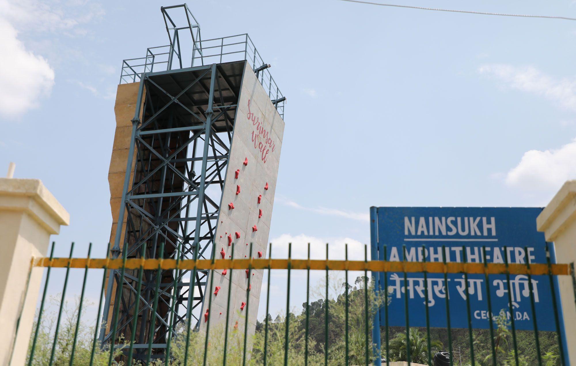 The new hot at Surinsar Climbing Wall in 2020 Climbing