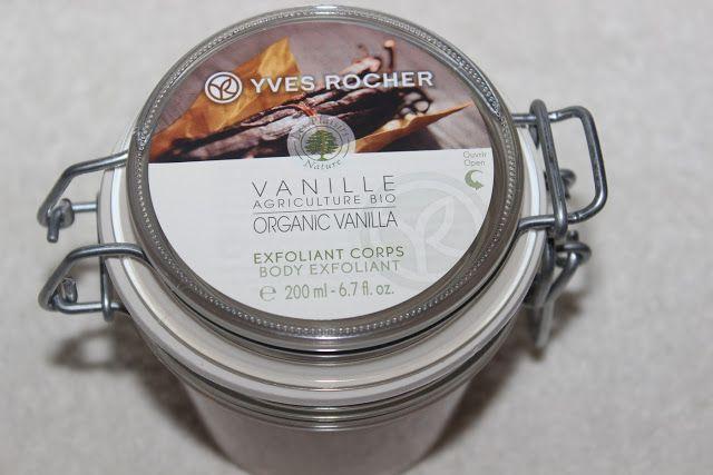 ptitsa Sinitsa: Не ванильная ваниль с YVES ROCHER ♥ ORGANIC VANILL...