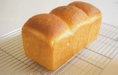 しっとり口どけミルキー山食♪姉宅へ・ボーダーコリーのごまちゃん。 : まんまるほっぺ〜のんびり楽しむ創作パン〜