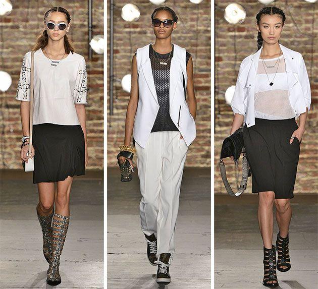 Kenneth Cole Spring/Summer 2014 RTW - New York Fashion Week