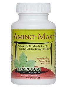 Natura Health Products- Amino-Max 90 Caps