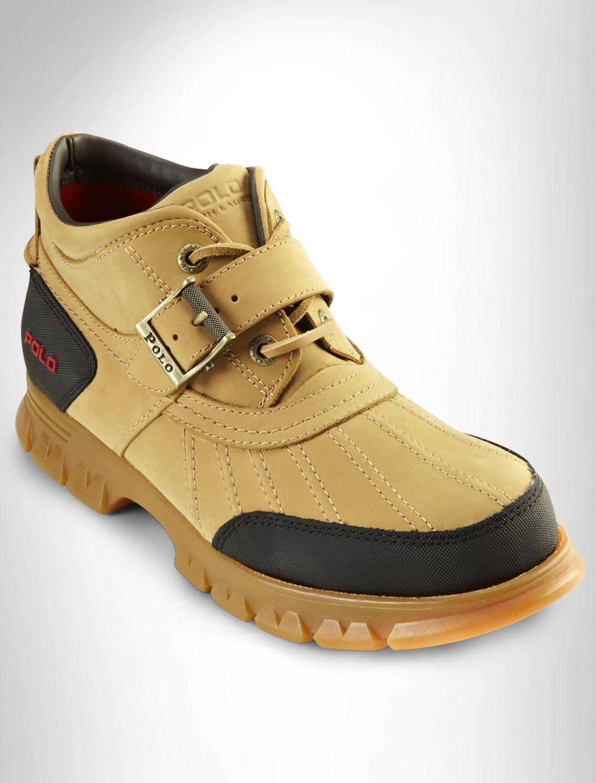 Polo ralph lauren shoes, Mens boots