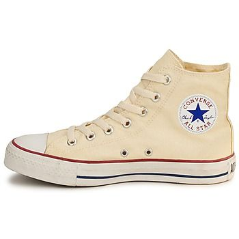 Baskets mode Converse CHUCK TAYLOR ALL STAR CORE HI Ecru 350x350