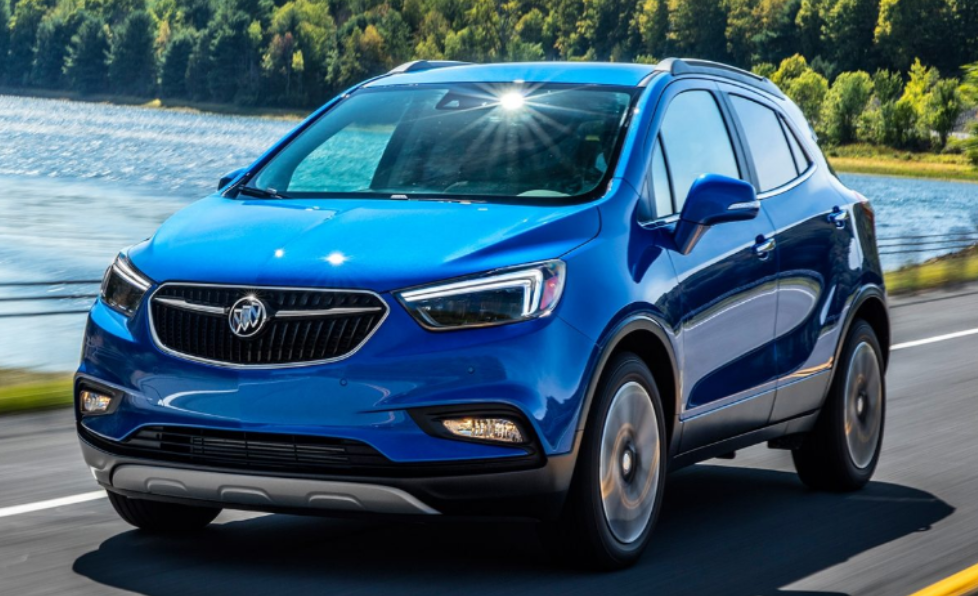 2020 Buick Rendezvous Rumor Price Concept Buick Encore Car