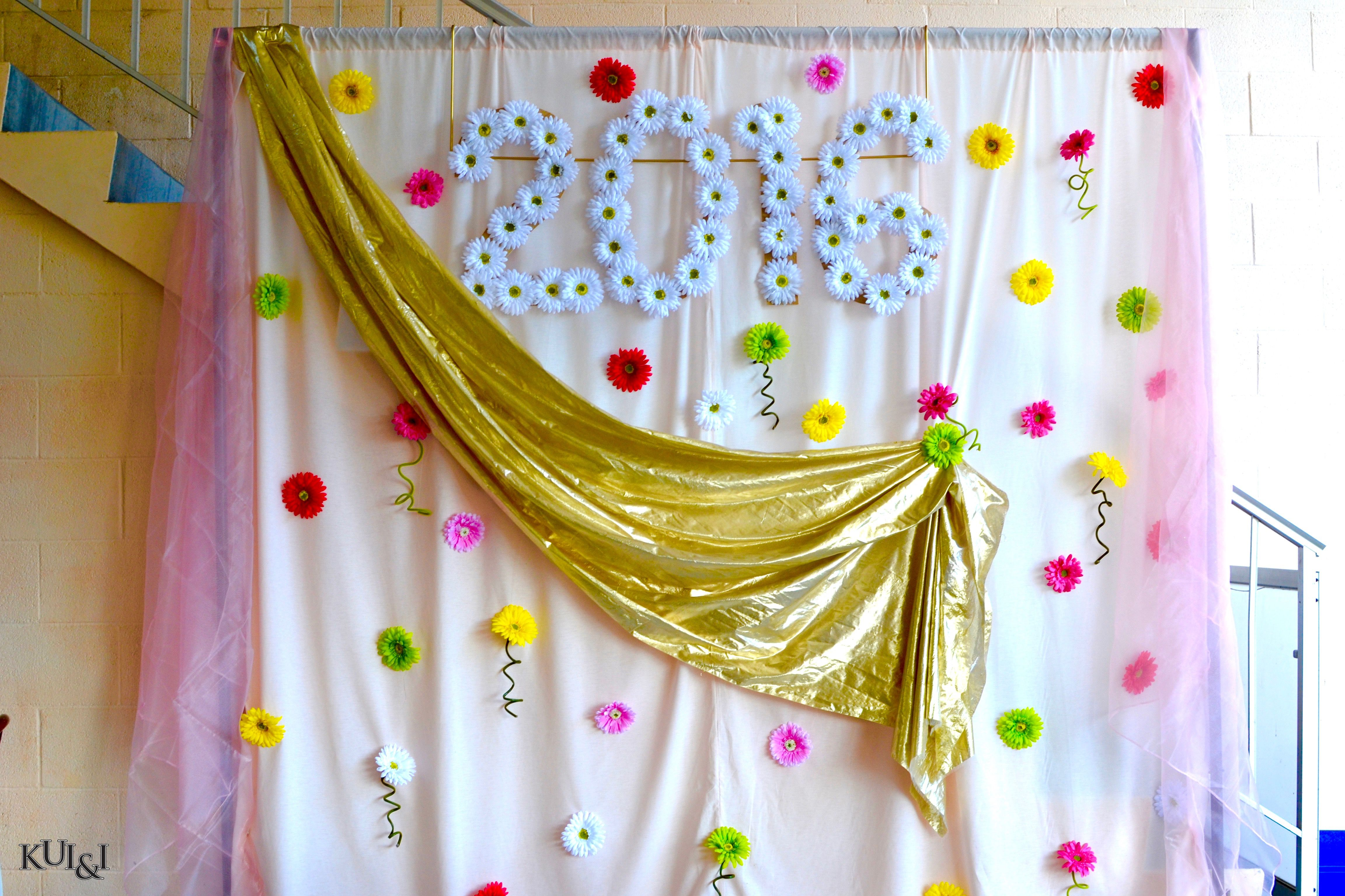 Awesome Party Decorations Wall Covering Ideas - Art & Wall Decor ...