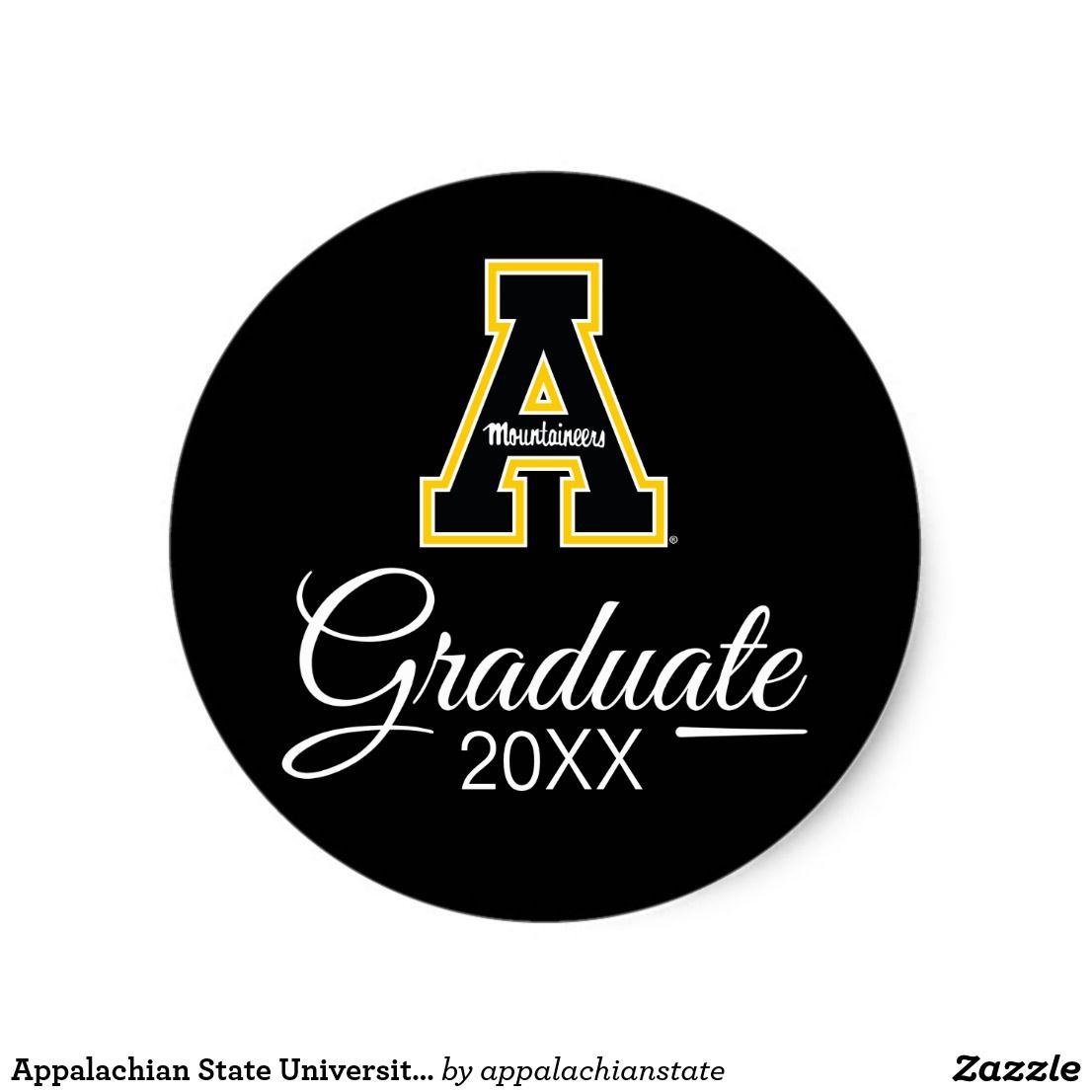 Appalachian State University Graduation Classic Round