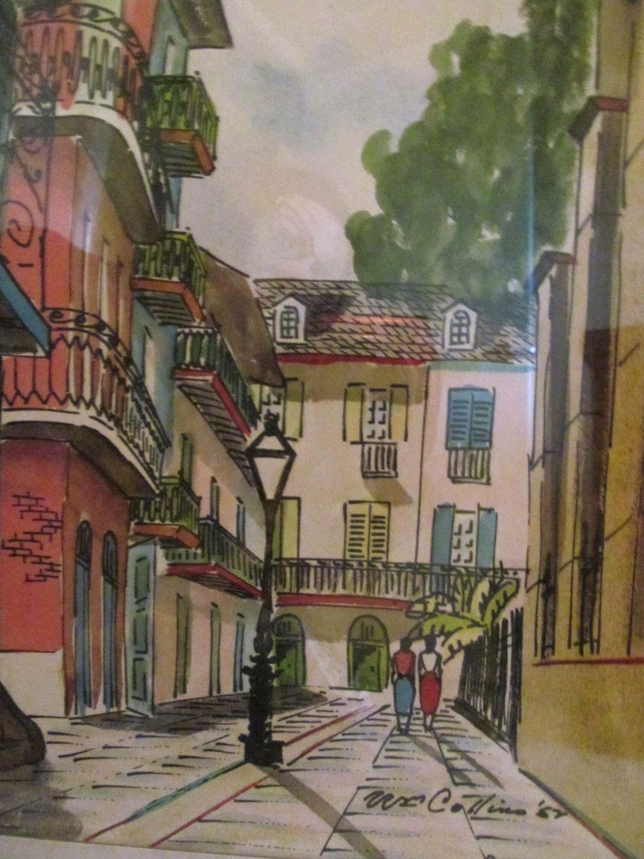 new orleans street scene painting