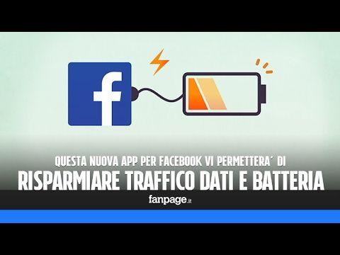 Un'app alternativa per Facebook che vi farà risparmiare batteria e traffico dati - (More Info on: http://LIFEWAYSVILLAGE.COM/videos/unapp-alternativa-per-facebook-che-vi-fara-risparmiare-batteria-e-traffico-dati/)