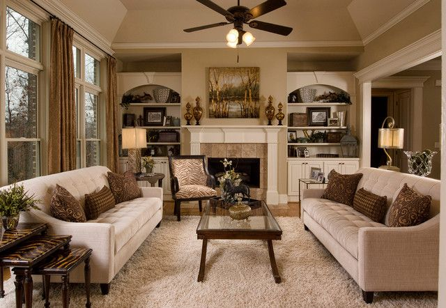 Superb Traditional Living Room Designs Pictures Gallery