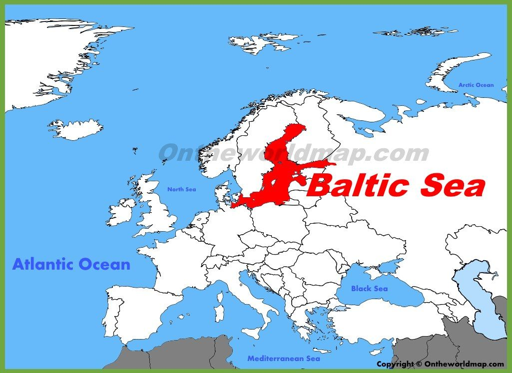 Baltic Europe Map.Image Result For Baltic Countries Map Baltic States Sweden
