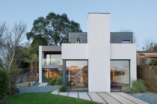 Residencia r53 de imativa arquitectos decoracion de for Casas modernas vintage