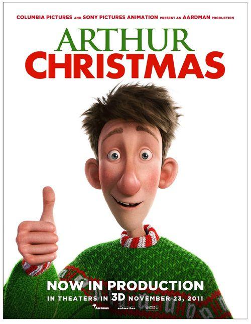 Arthur Christmas Best Christmas Movies Xmas Movies Arthur Christmas