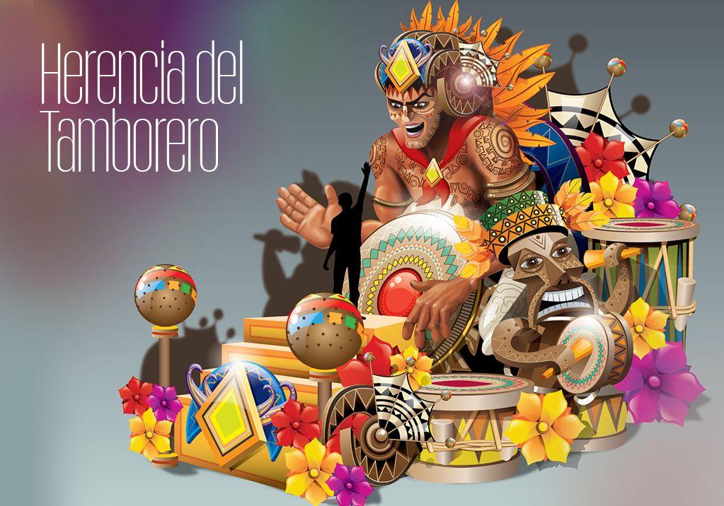 Tamborero Jpg 1023 716 Carrozas De Carnaval Carnaval Carnaval De Rio