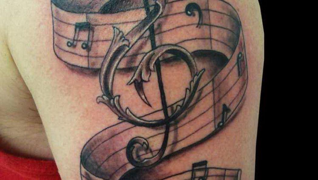 Music Half Sleeve Tattoo Designs Tattoo Gallery Music Notes Tattoo Half Sleeve Tattoos Designs Music Tattoo Sleeves